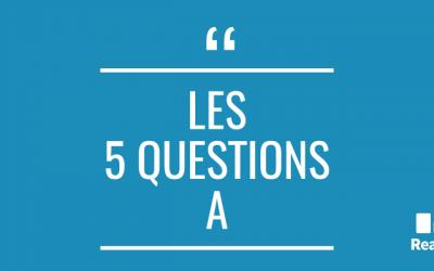 Entête les 5 questions à