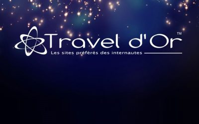 Travel d'or 2016 - Eventiz