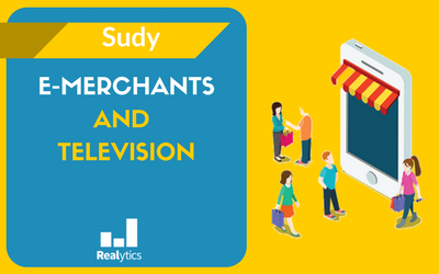e-merchants and TV