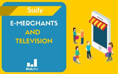 e-merchants and TV
